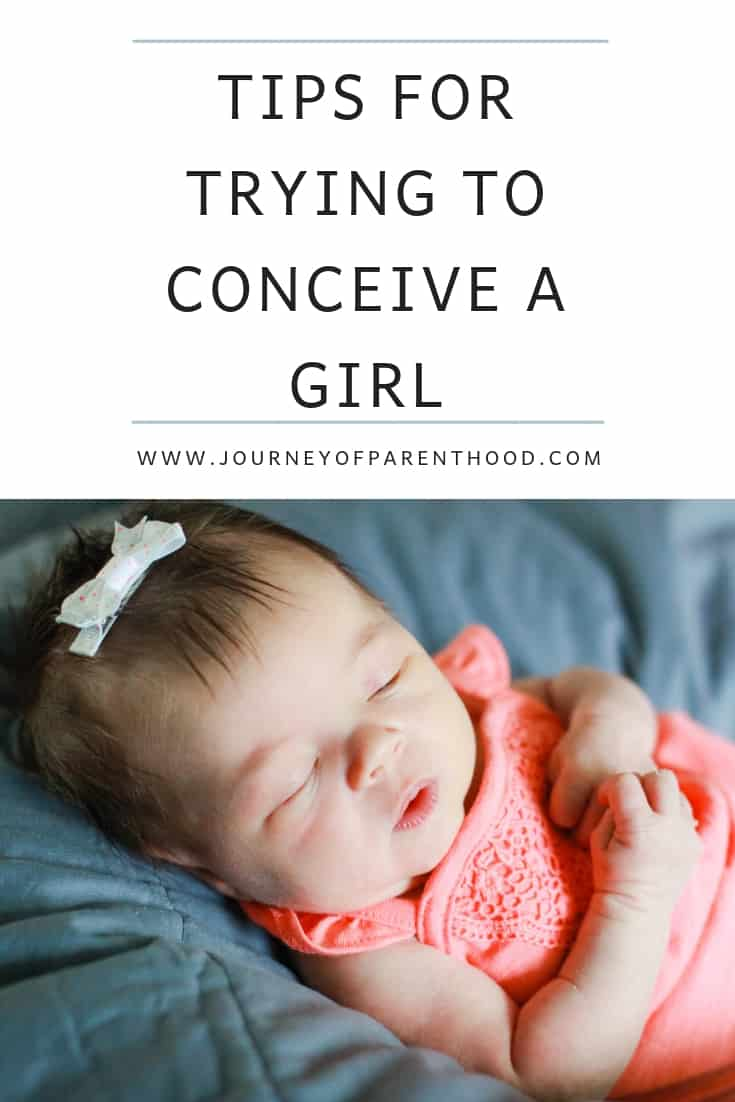 Trying to Conceive a Girl
