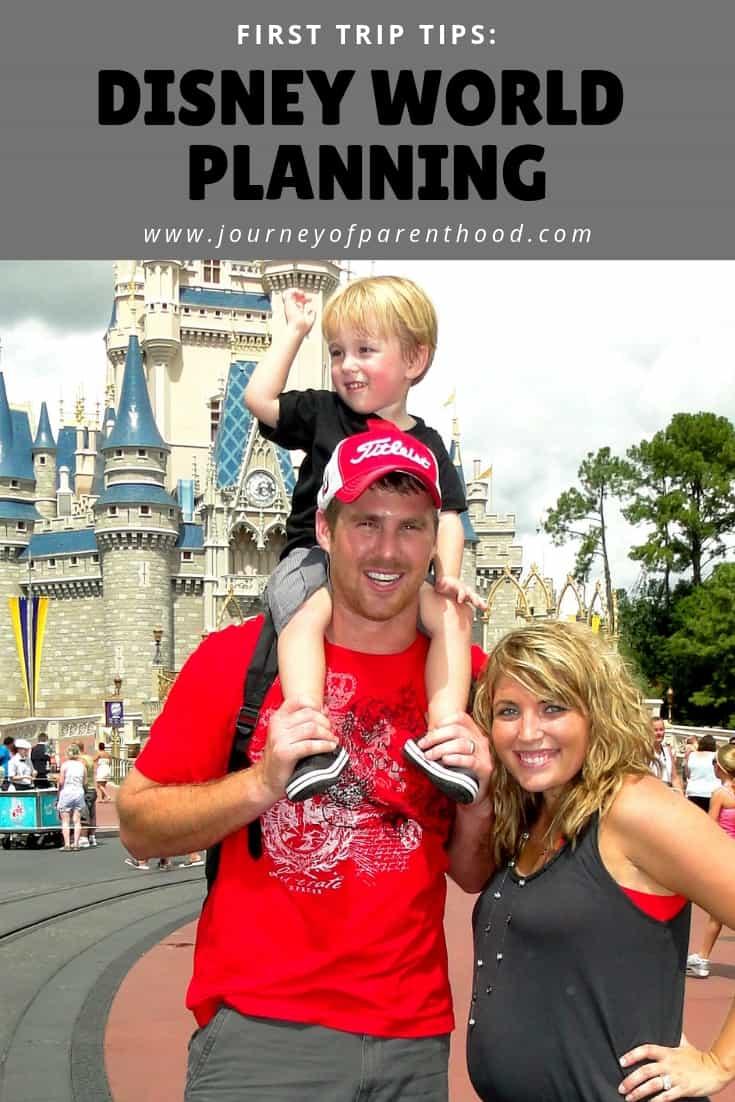 Disney World planning tips