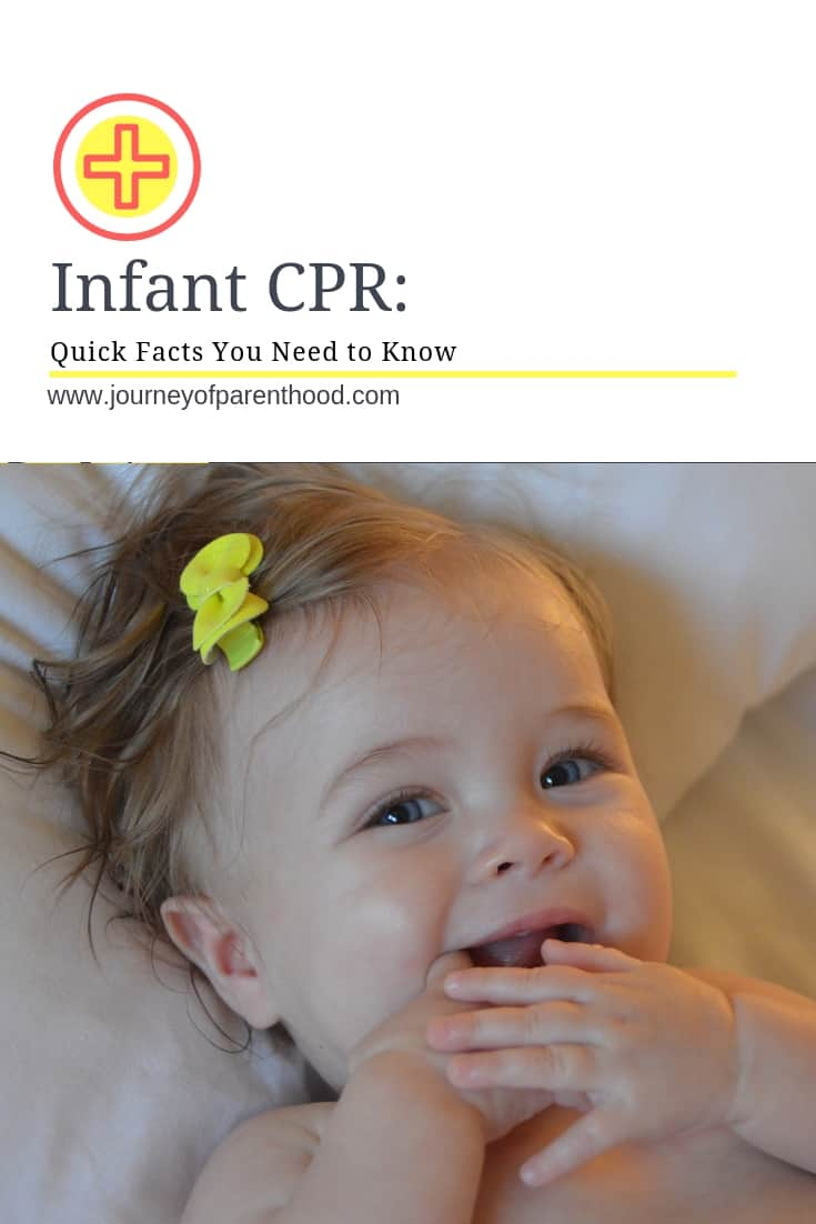 Infant CPR Class – Quick Facts You Need to Know