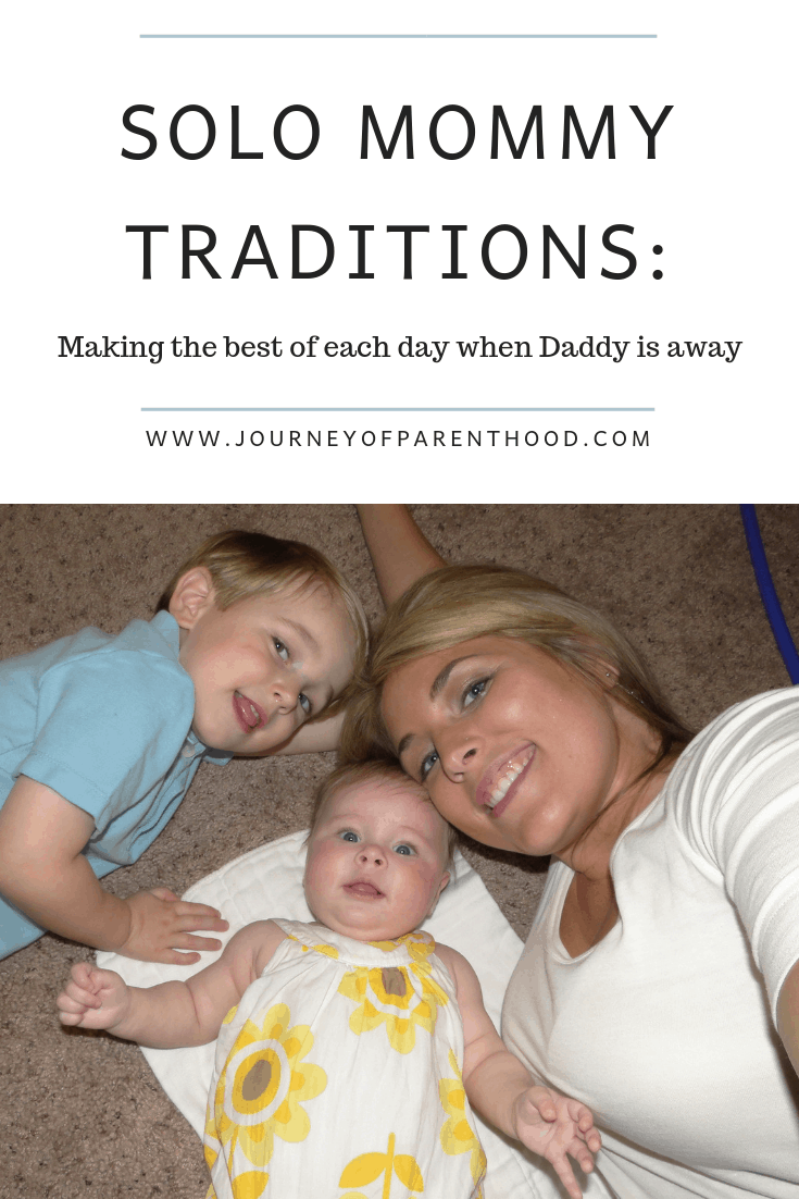 solo mommy traditions