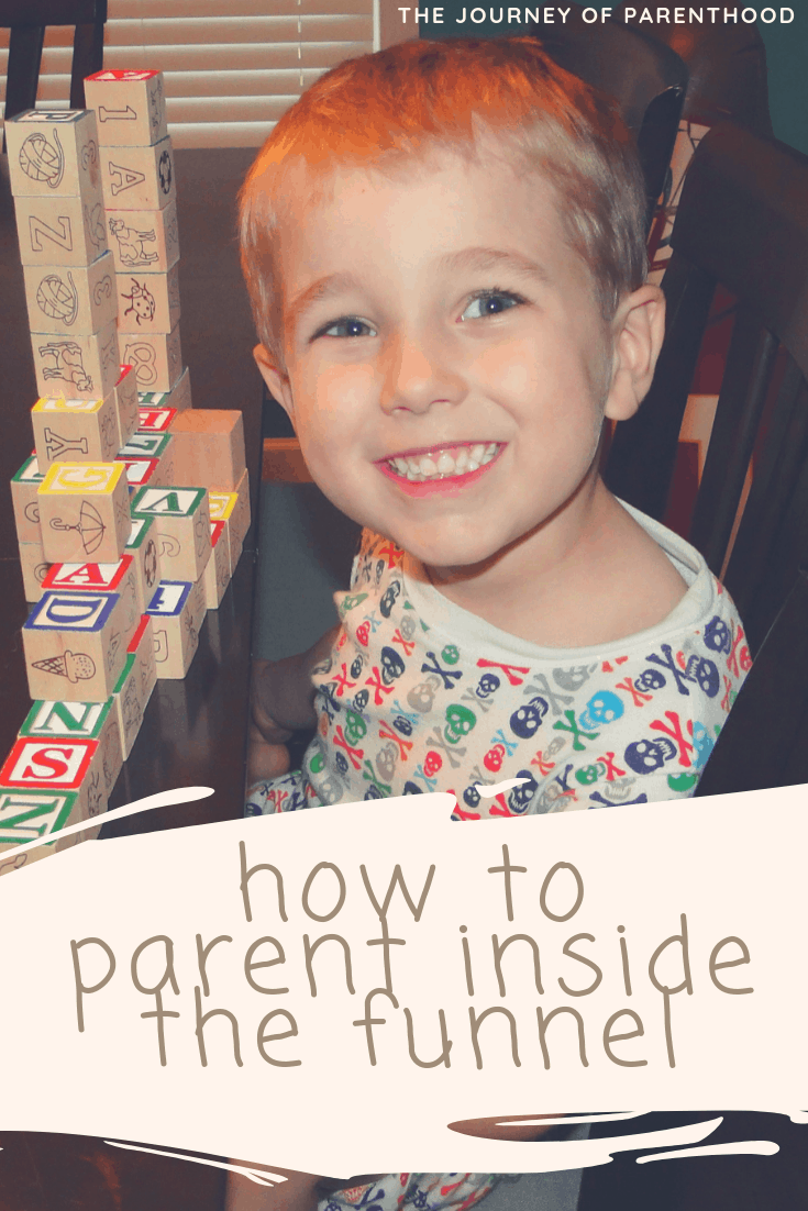 how to parent inside the funnel using babywise techniques for parenting