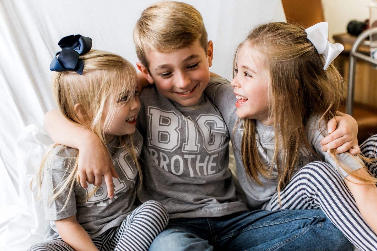 The Advantages and Disadvantages of Siblings Age Differences