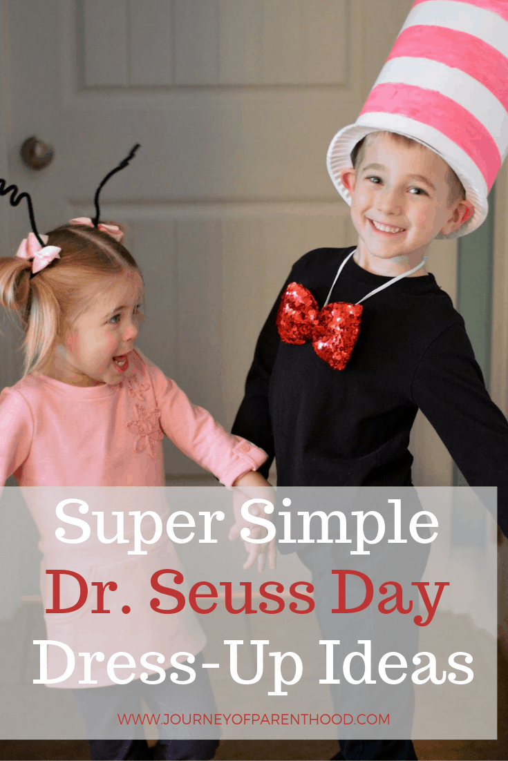 super simple dr Seuss day outfit ideas