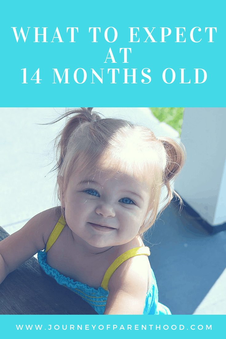 what to expect at 14 months old