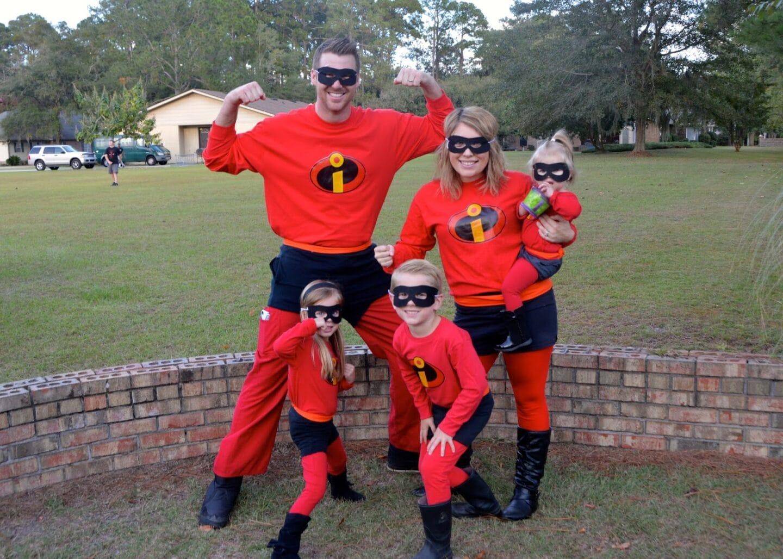 Incredibles Halloween