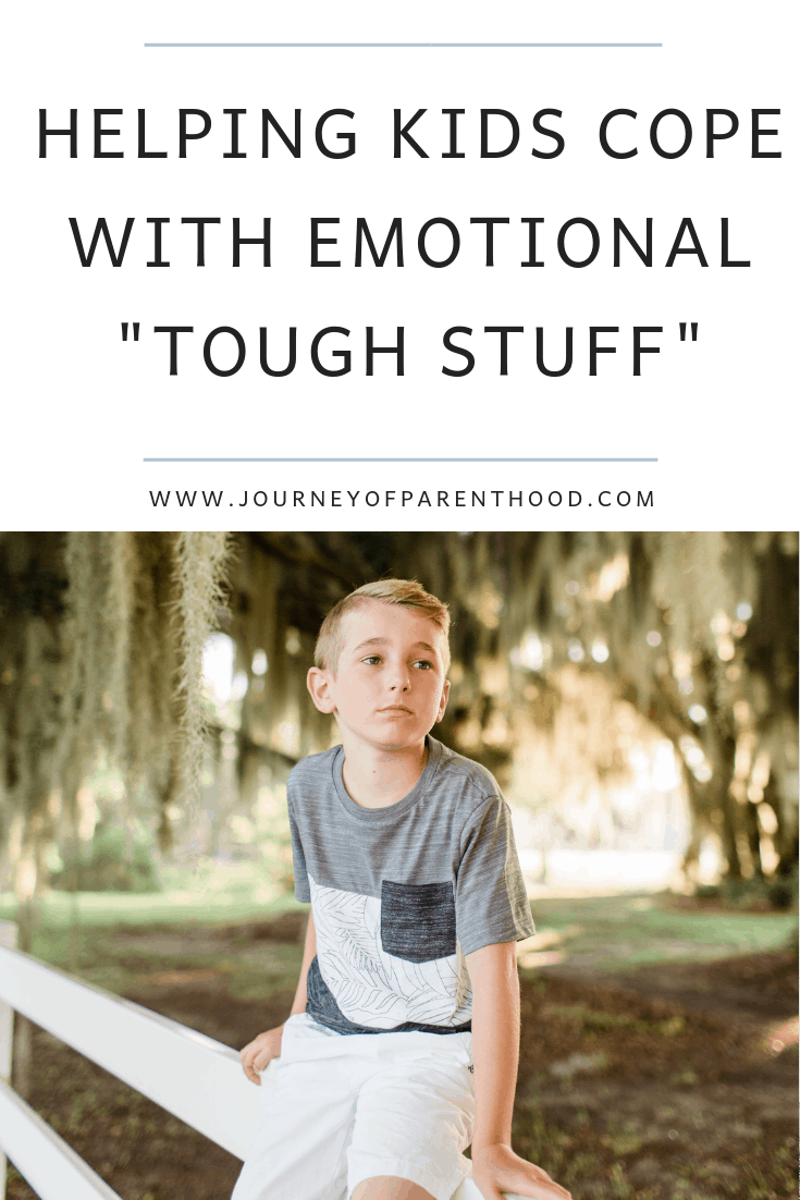 helping kids cope with emotional tough stuff