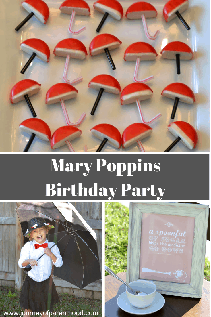 Mary Poppins Party Decor