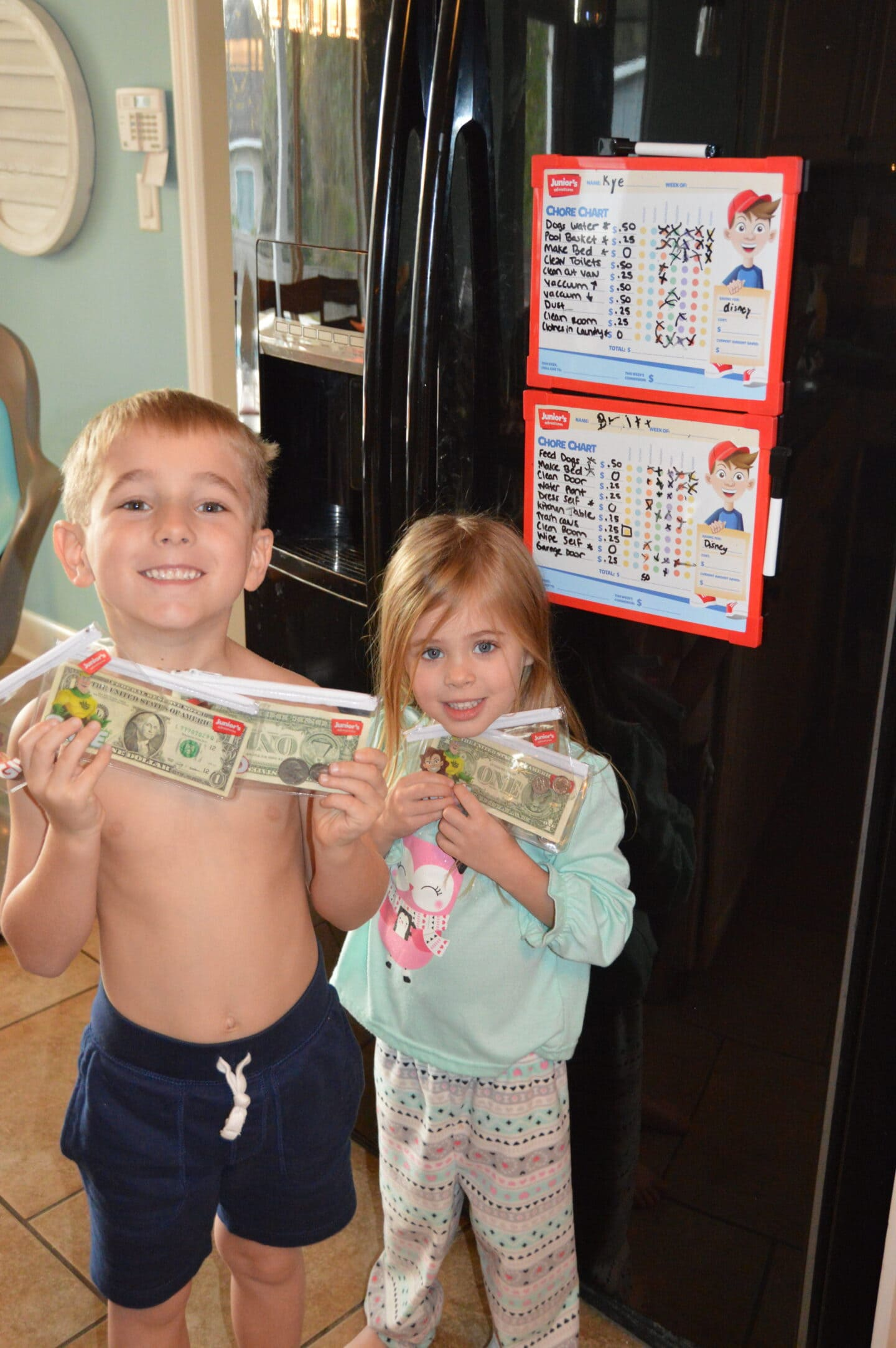 Teaching Kids How To Spend Smart and How to Manage Money