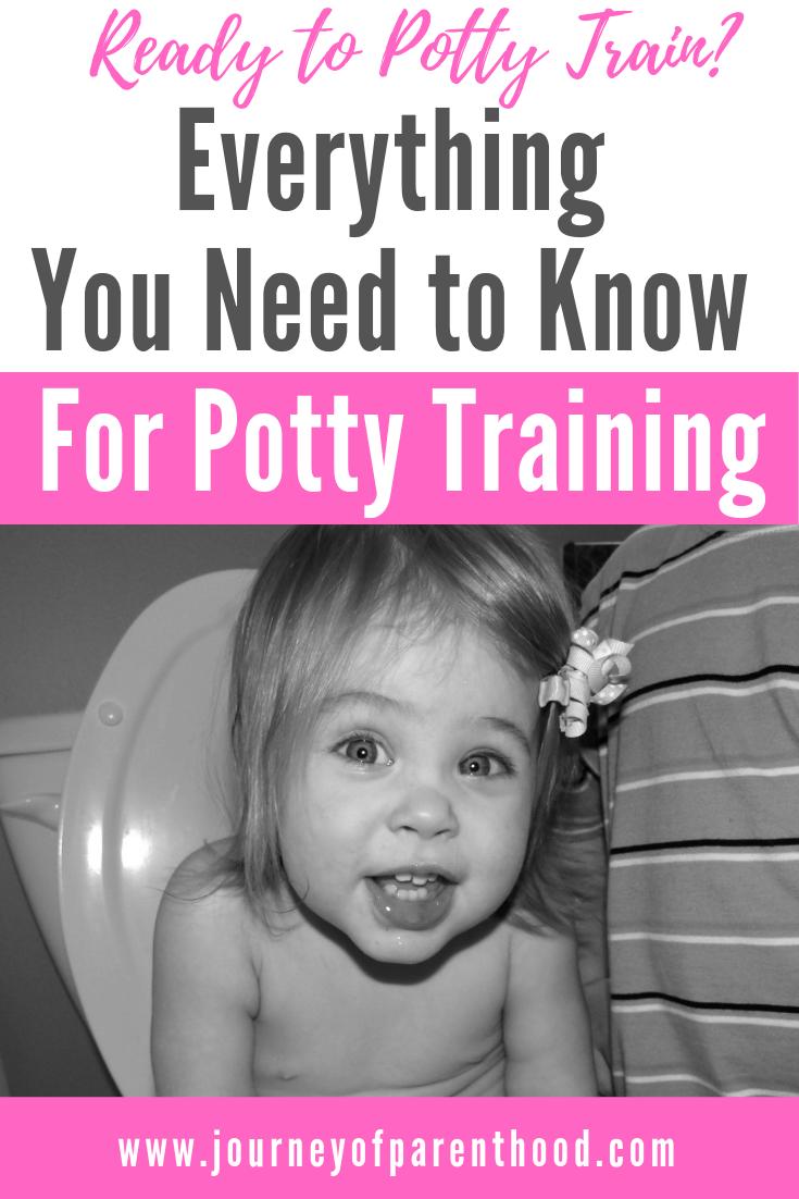 potty training round up