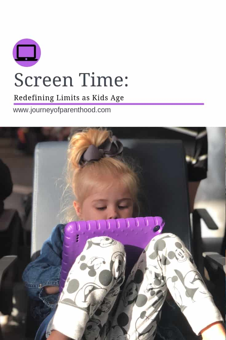screen time redefining limits as kids age