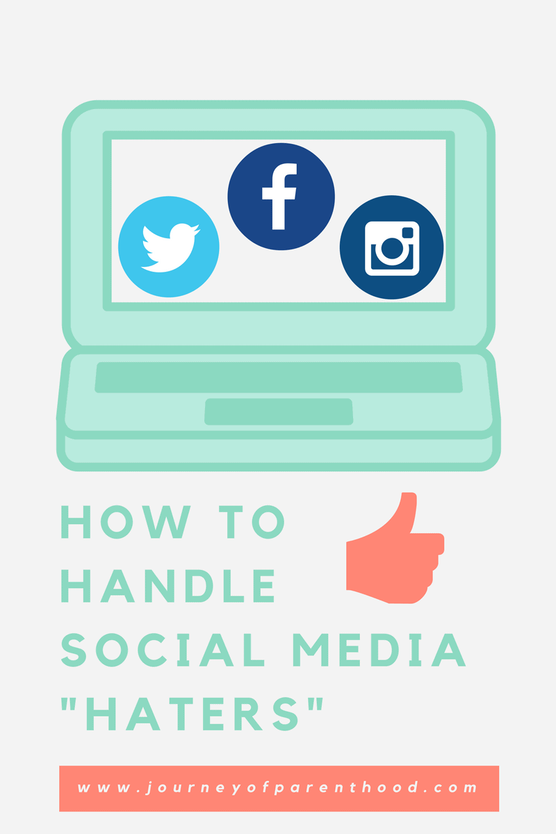 "How to Handle Social Media ""Haters"""