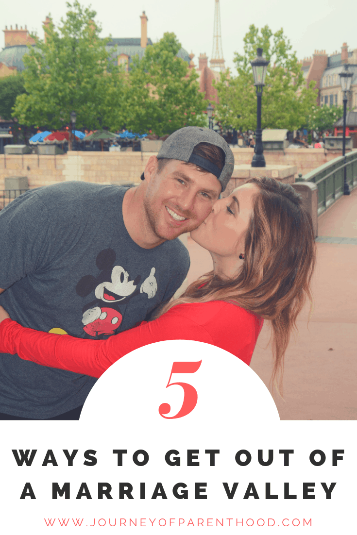 5 ways to get out of a marriage valley