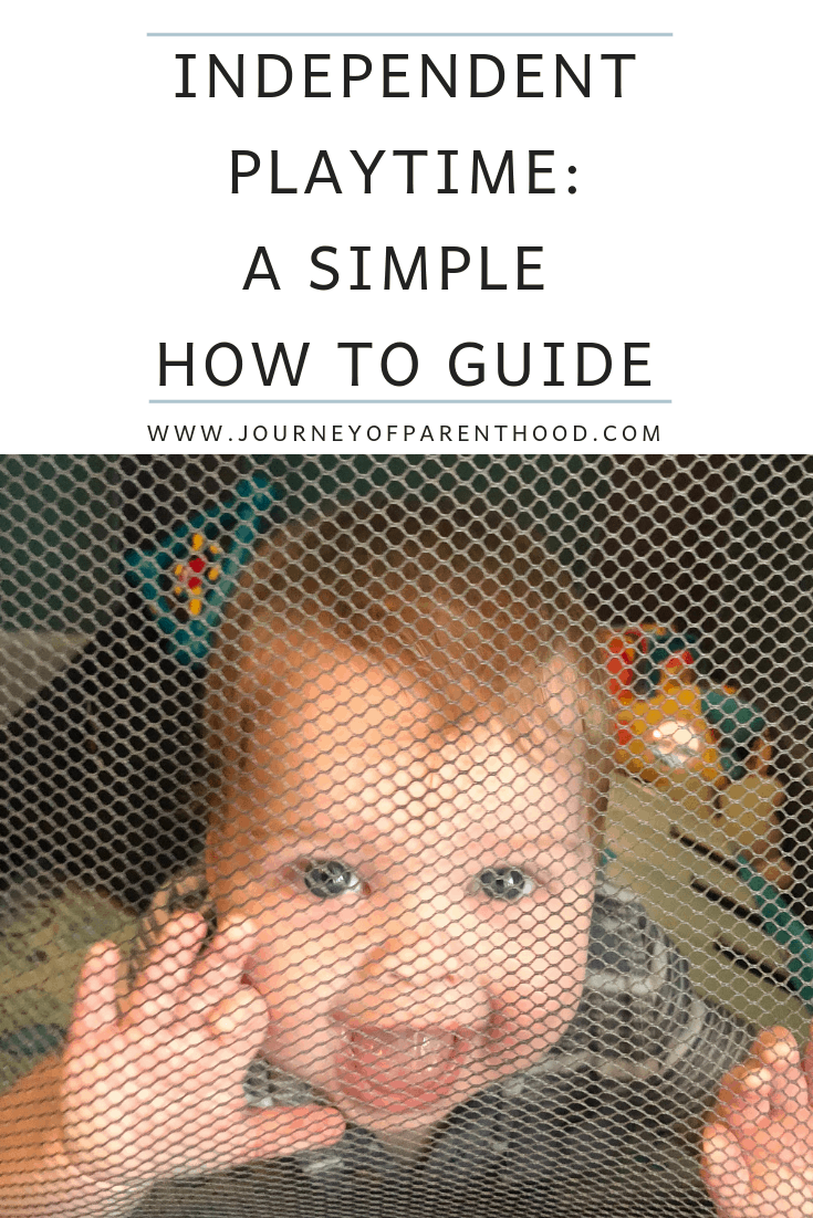 independent playtime: a simple how to guide