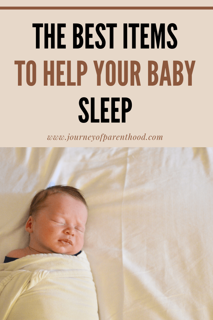the best items to help your baby sleep