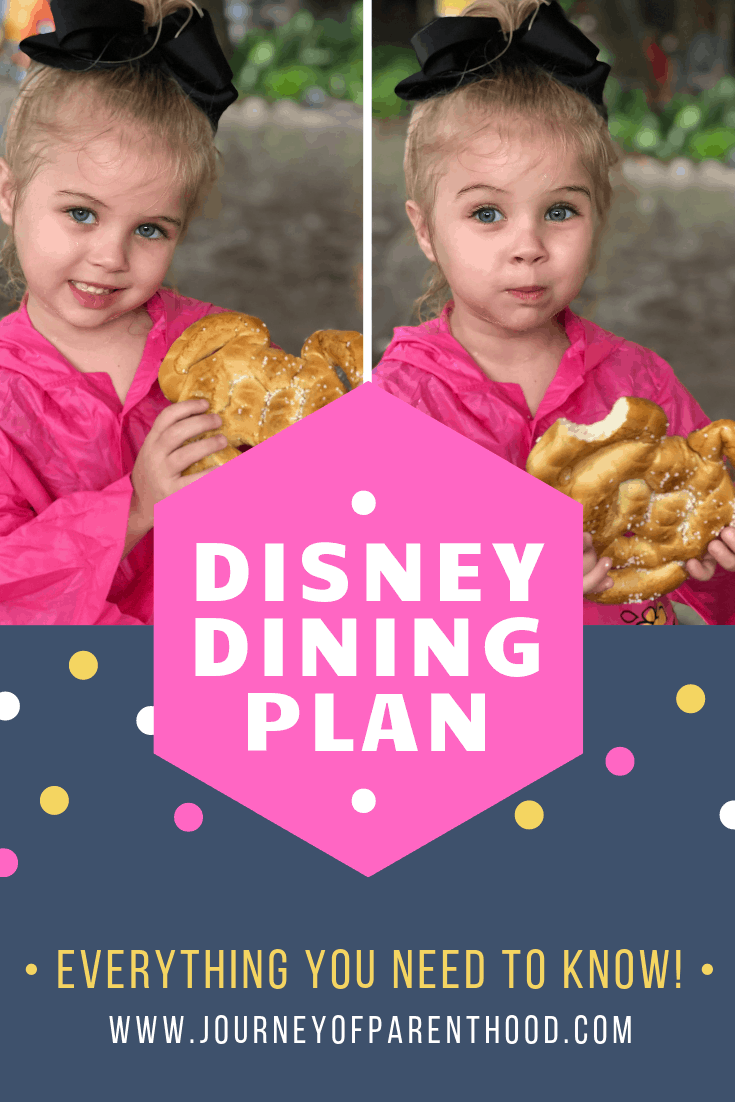 Disney dining plan everything you need to know