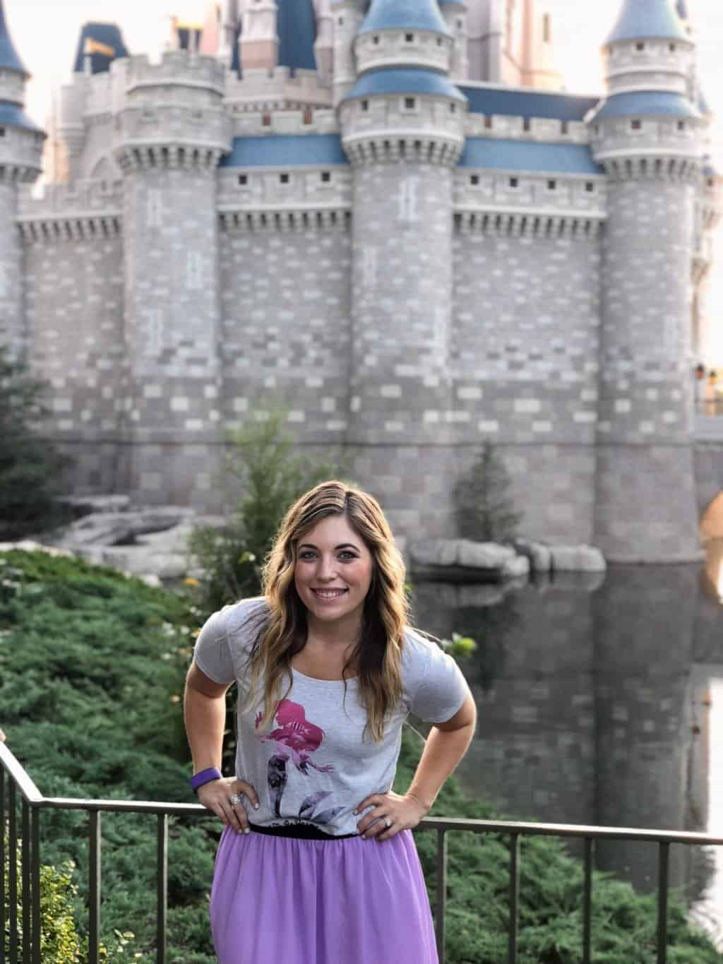 Best Place for Castle Pics at Disney