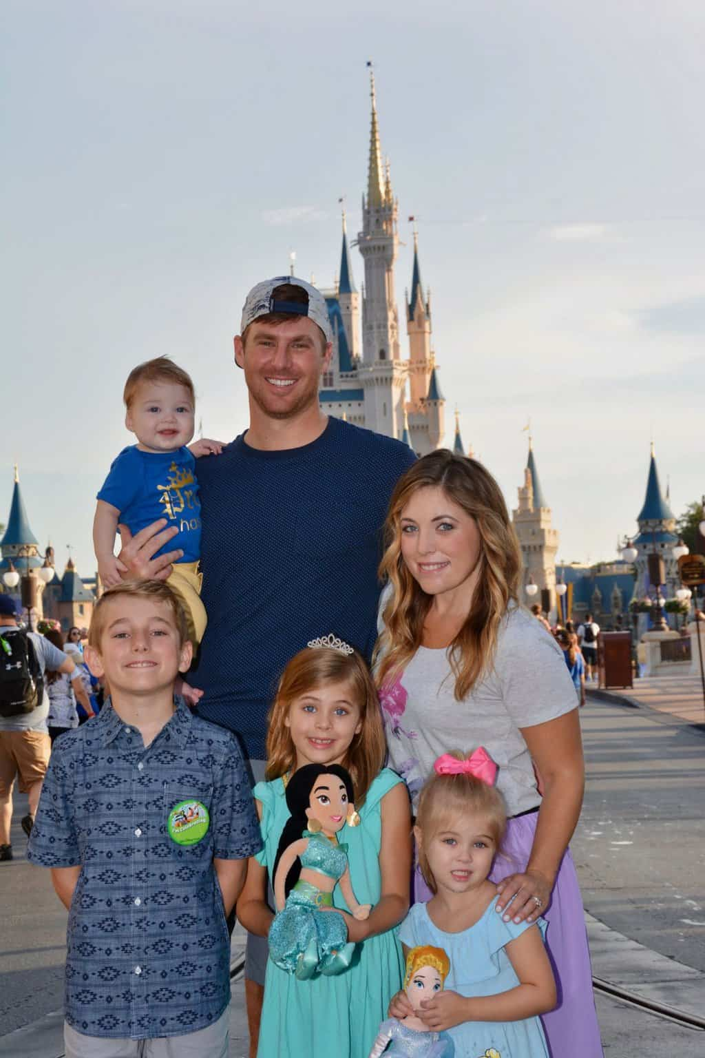 Best Place for Castle Pics at Disney