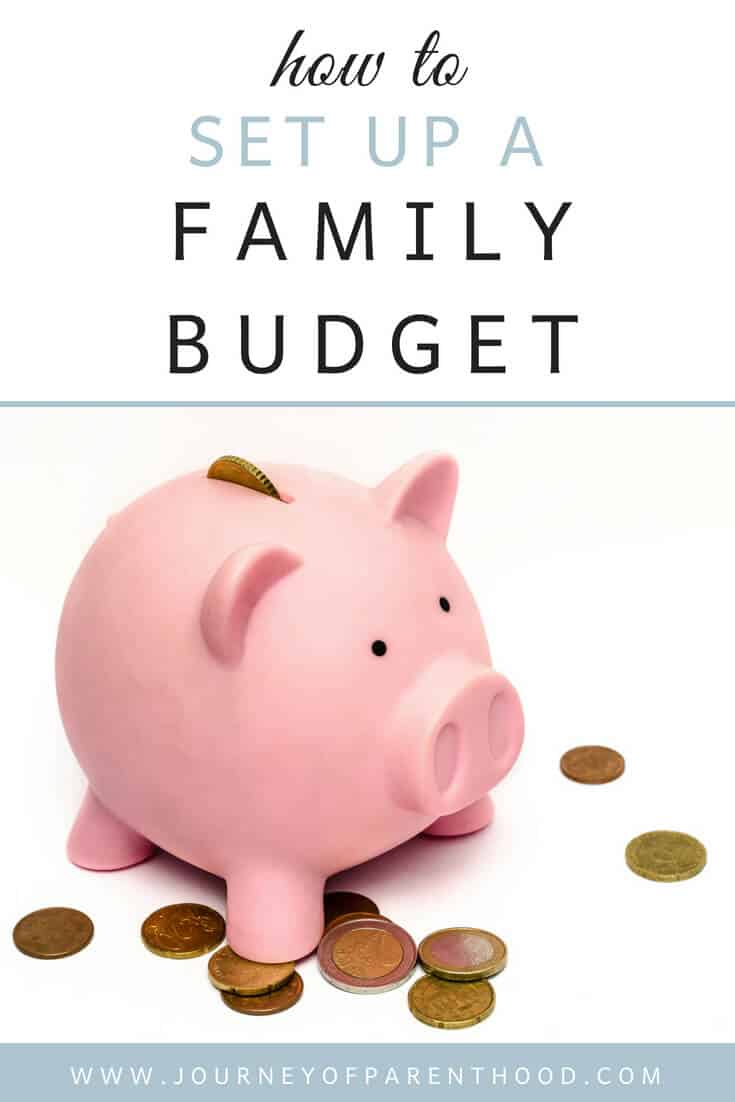 Spending Smart: How to Set Up a Family Budget