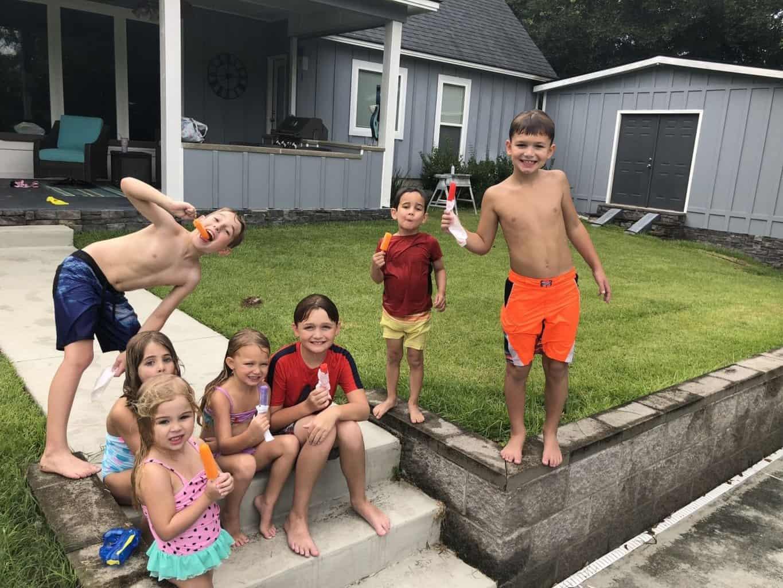 summer recap week 7 2018