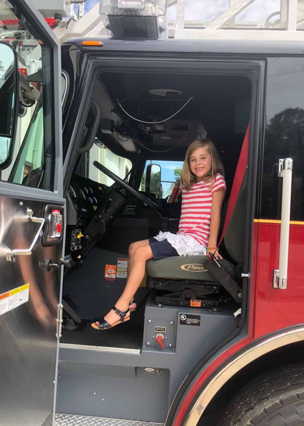 firestation fire safety visit
