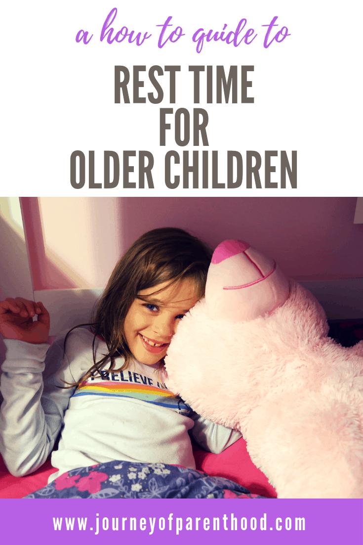 rest time older children
