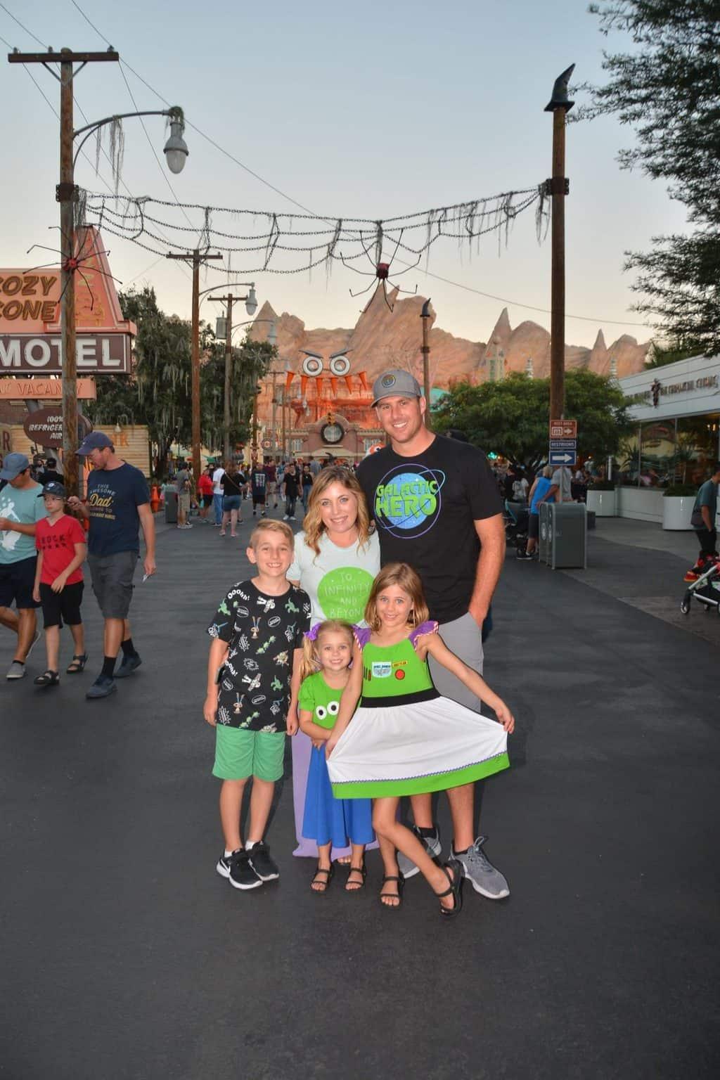 Last Night at Disney's California Adventure