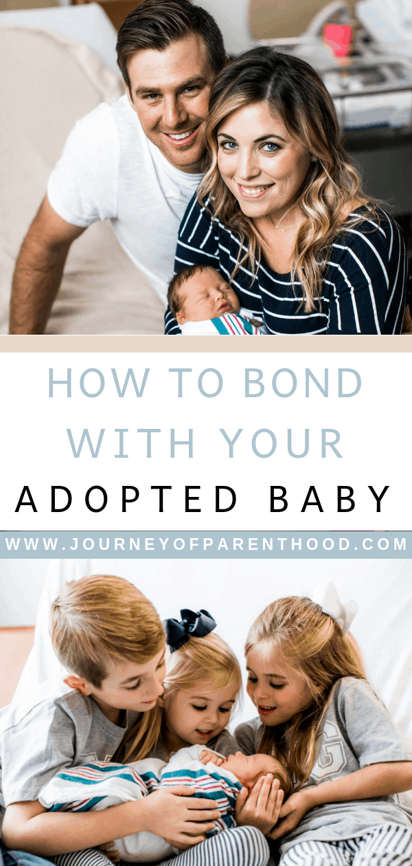 bonding with adopted baby: parents, siblings and other family