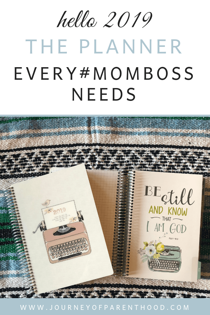 the best momboss planner