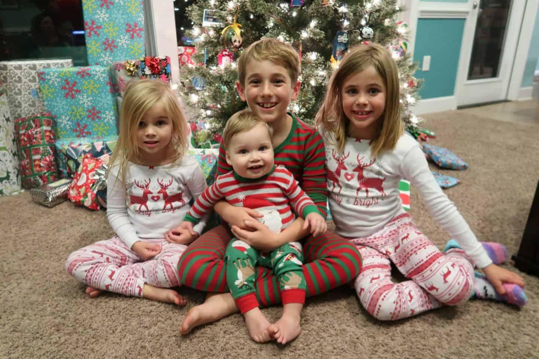Core Crew Christmas 2018