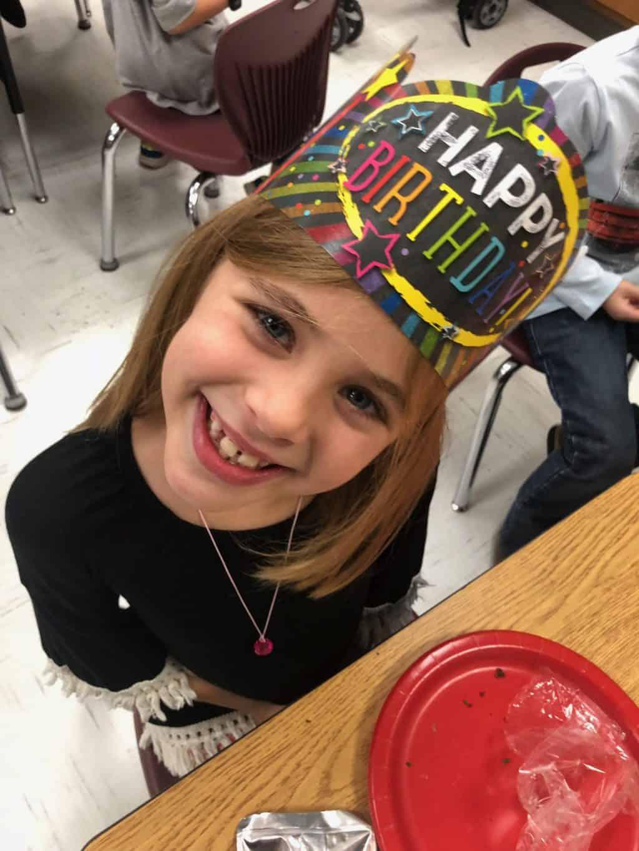 Britt's 7th Birthday