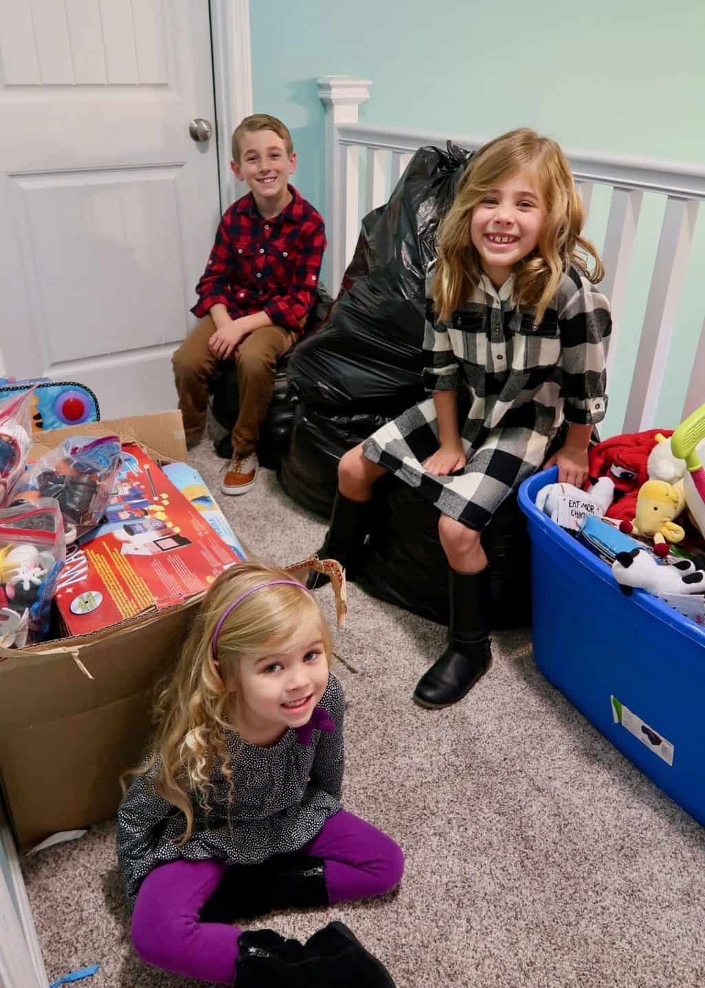 The Best Decluttering Tips for Kids