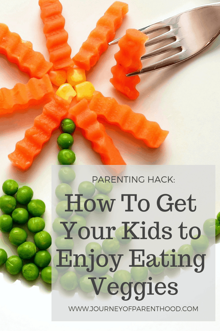 the best tips to get your Kids to eat vegetables