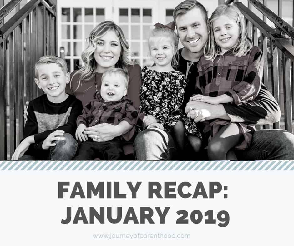Family Recap: January 2019
