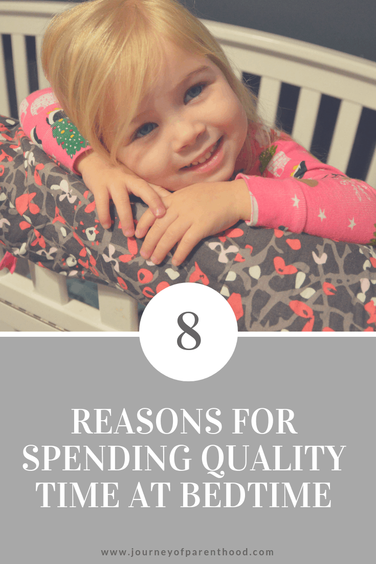 8 benefits of quality time at bedtime