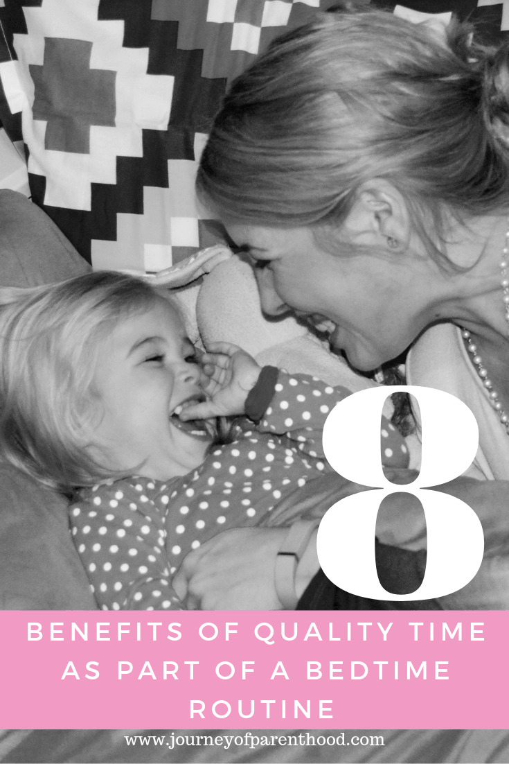 8 reasons to spend quality time at bedtime