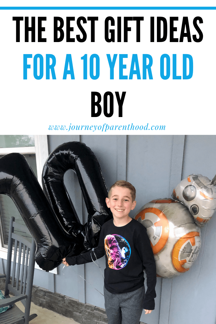 best gifts for a 10 year old boy