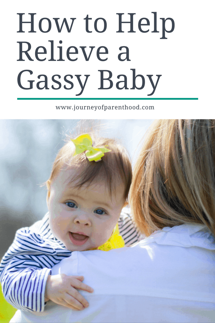 How to Help Relieve a Gassy Baby