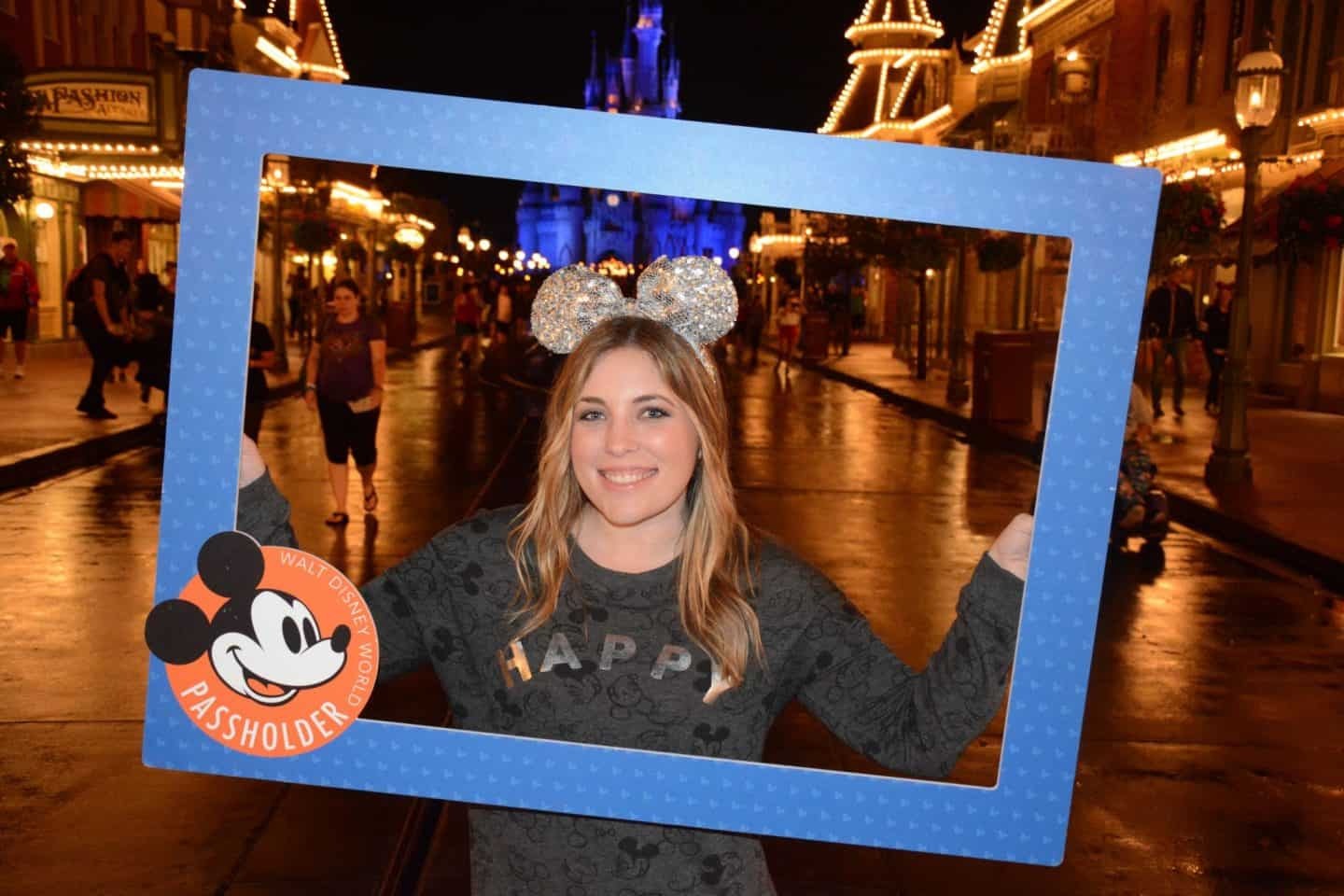 Mommy Solo Disney Night: Annual Passholder VIP Night at MK