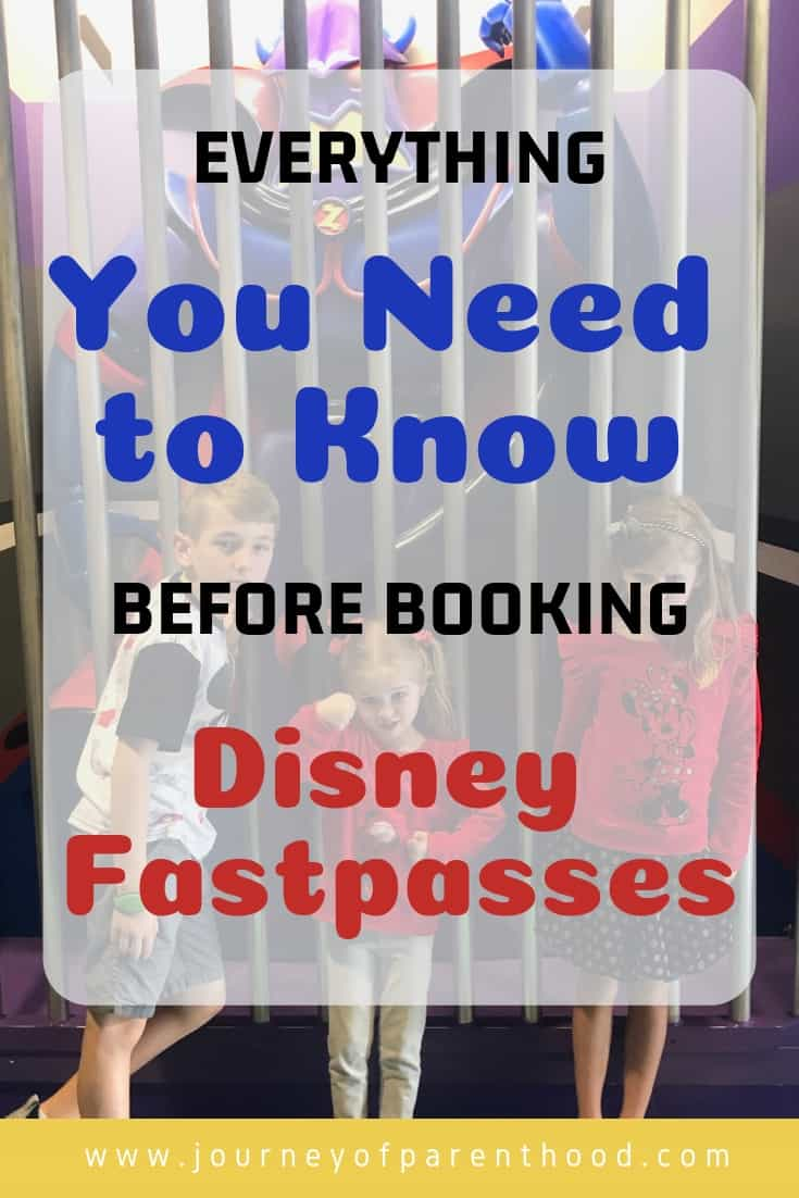 Everything You Need to Know Before Booking Disney Fastpasses