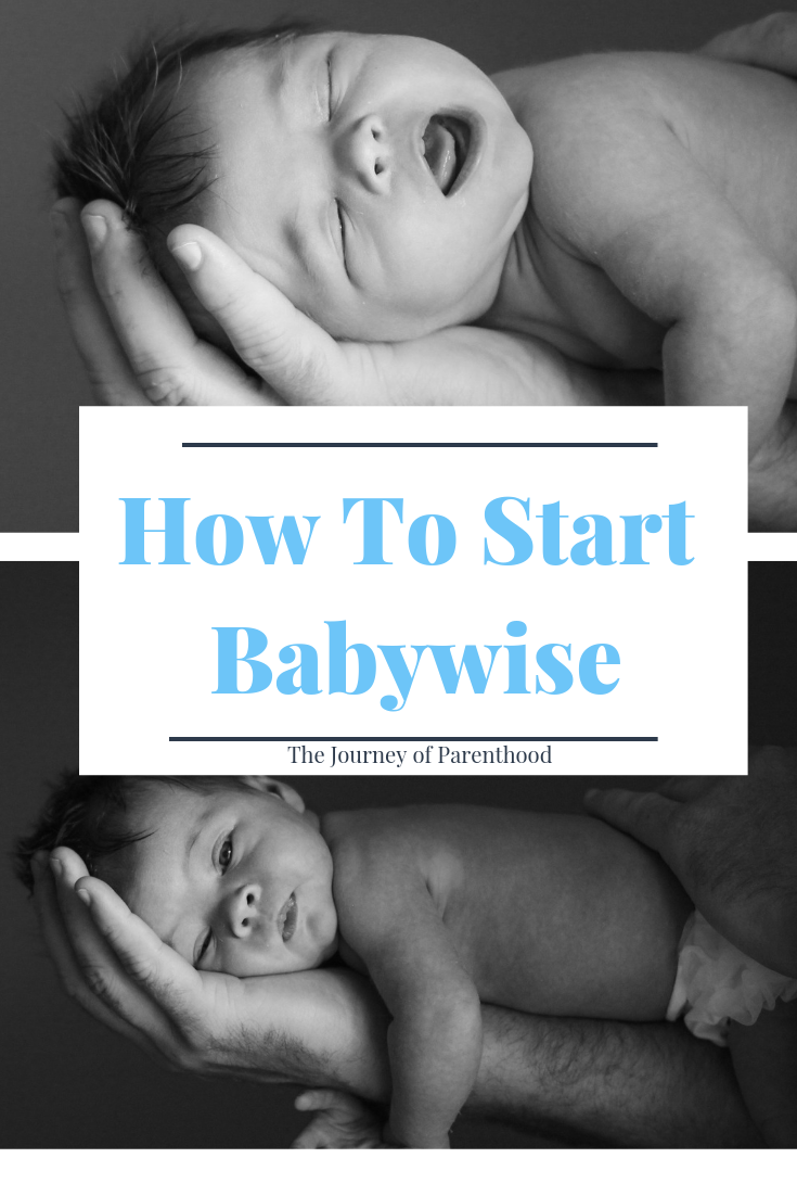 how to start Babywise
