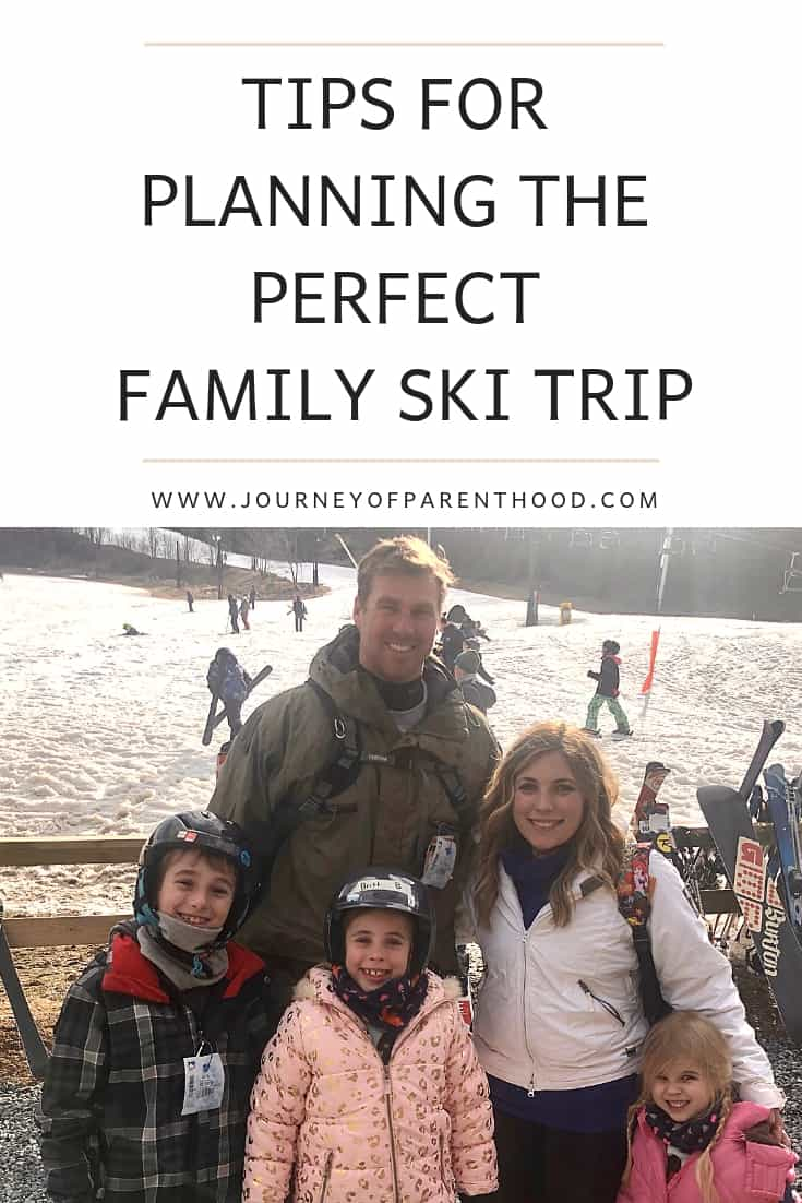 planning the perfect family ski trip