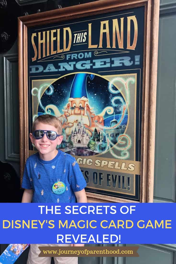 The Secrets of Disney's Magic Card Game Revealed - Everything You Need to Know about Sorcerers of the Magic Kingdom