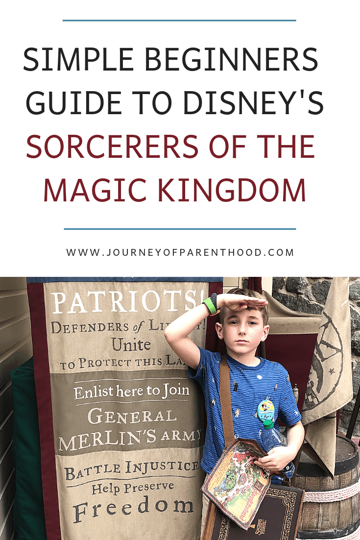 Simple Beginners Guide to Disney's Sorcerers of the Magic Kingdom