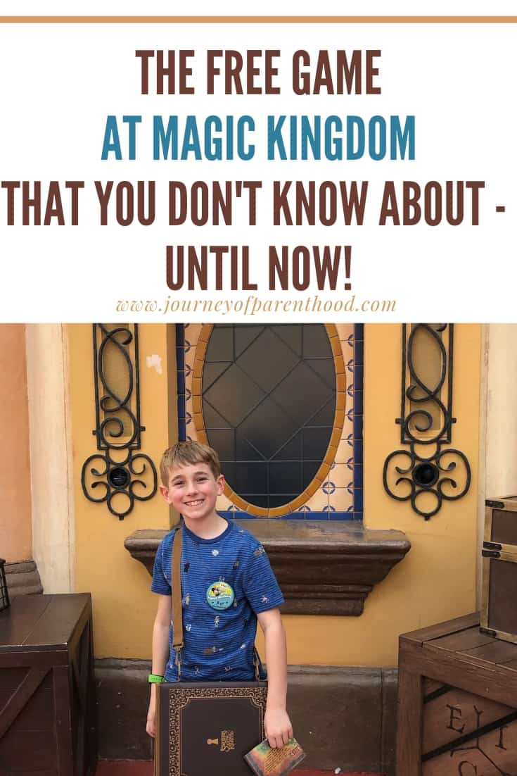 The Free Game at Magic Kingdom that You Don't Know About - Until Now! Everything You need to Know about Disney's Sorcerers of the Magic Kingdom Card Game