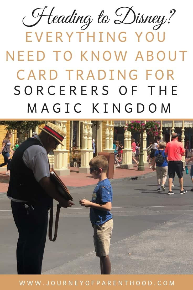 Heading to disney? Everything you need to know about card trading for sorcerers of the magic kingdom
