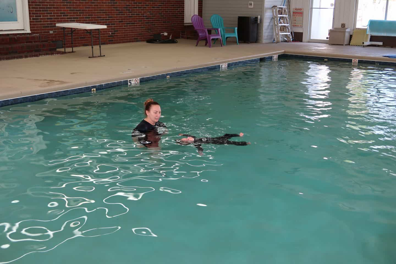survival swim graduation