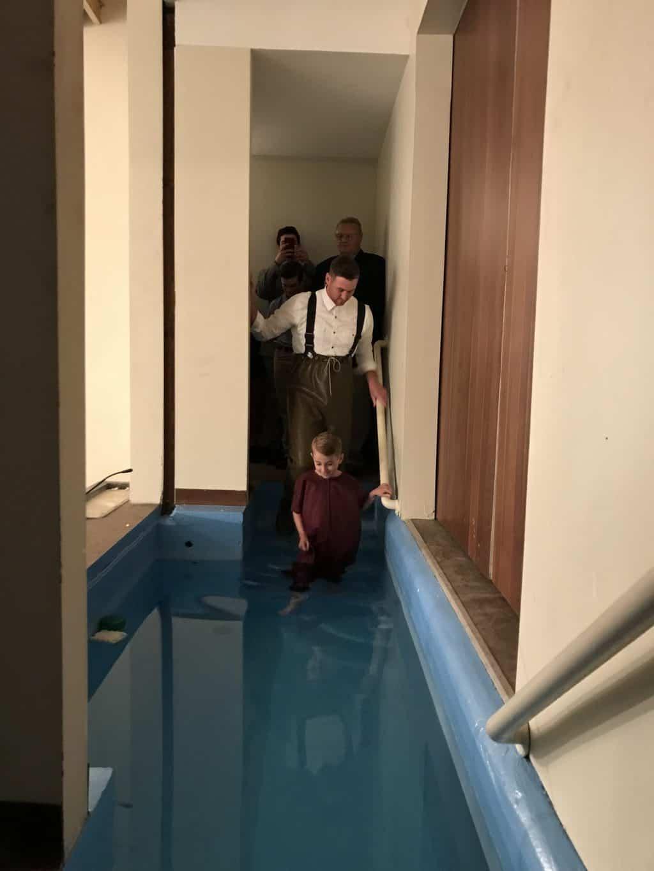 kye baptism
