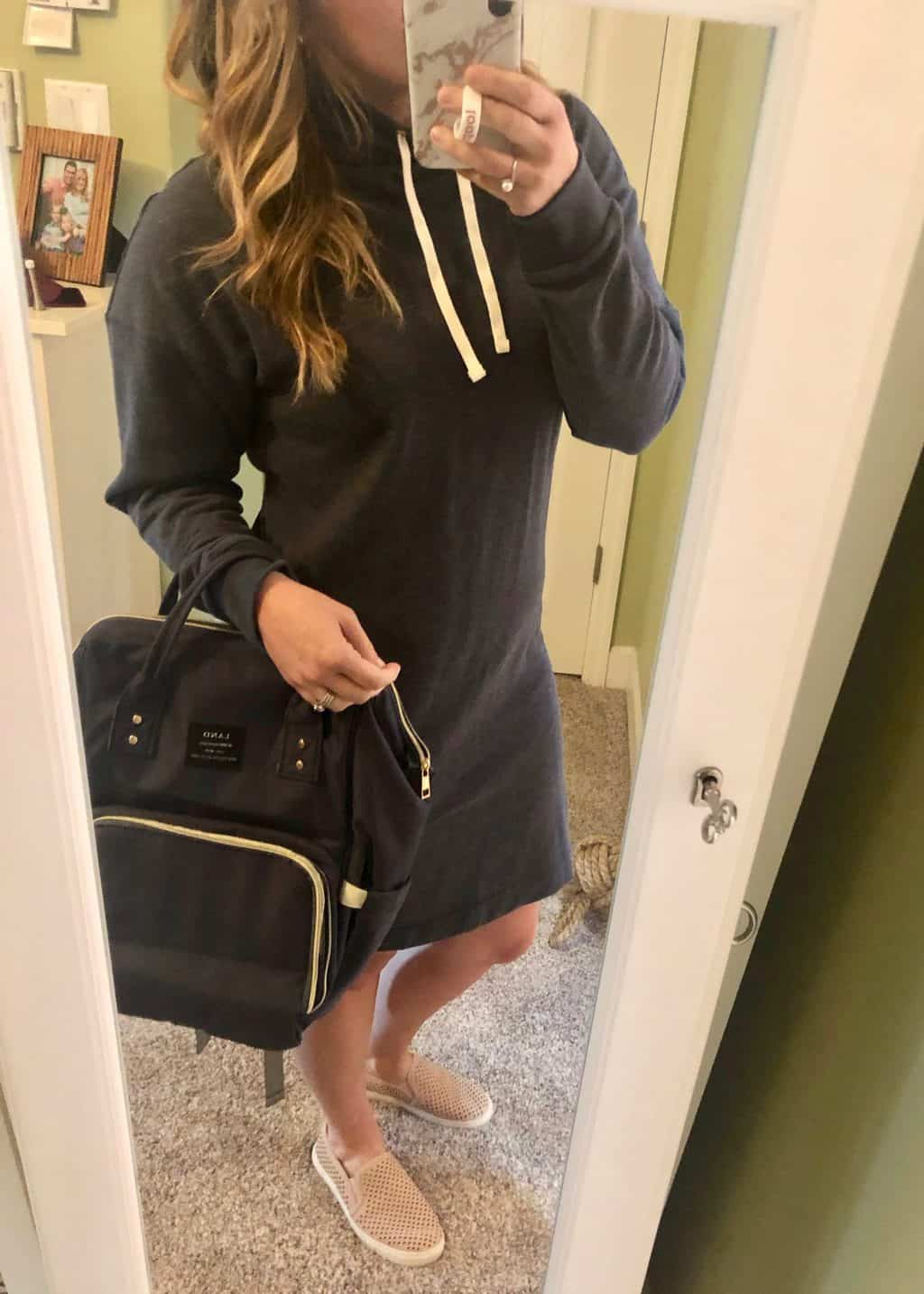 what I wore march 2019