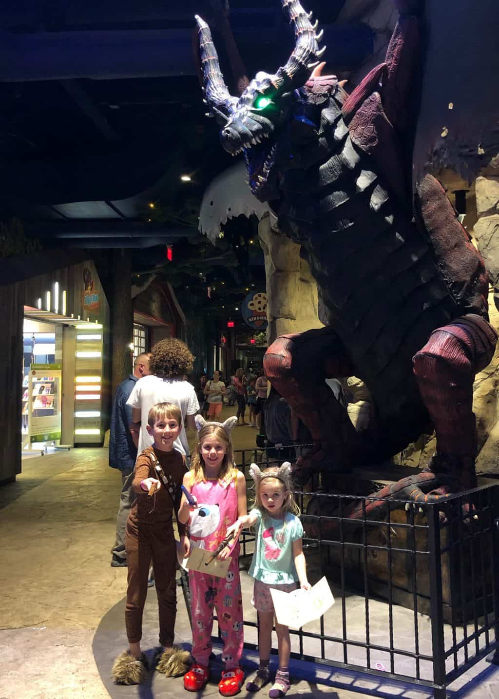 magiques at great wolf lodge