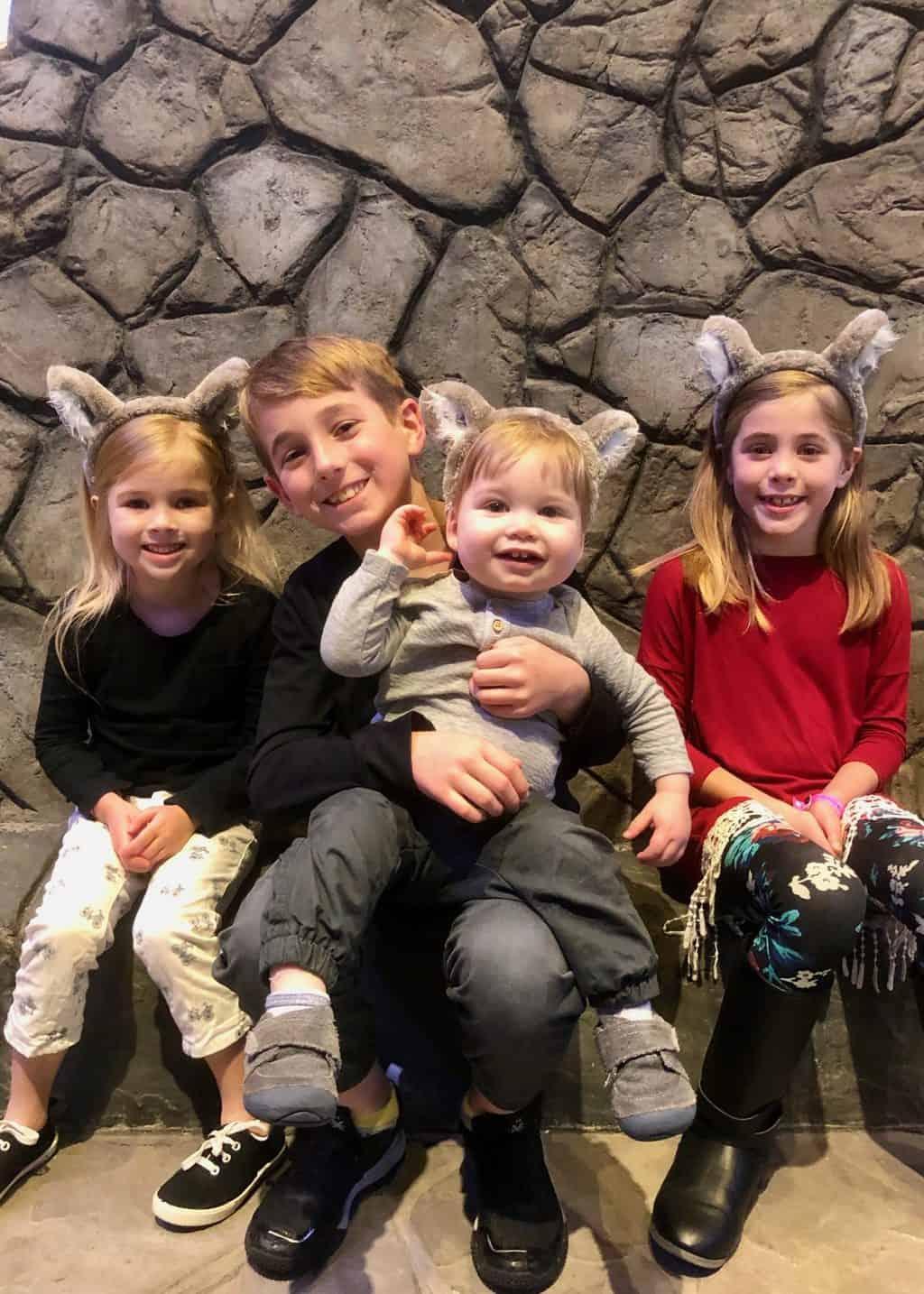 great wolf lodge kids